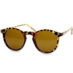 f991c6aebb MLC Eyewear  Eddy  Round Fashion Sunglasses in Black-green