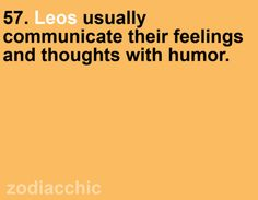 This is the most true description of me I've ever read.  Love being a Leo!