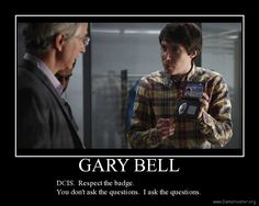 gotta love Gary :) Alphas!