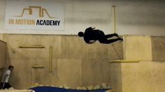 Parkour in School Year - YouTube