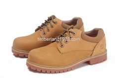 2017 New Timberland Mens Basic Oxford Waterproof Low shoes Wheat $ 80.00
