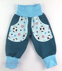 Fußball Baby Pumphose EM