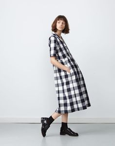 Machida-Dress-Gingham