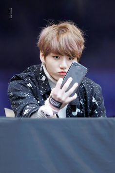 Jungkook❤ BTS Myeongdong Fansign (170224 pouty JK is fave) #BTS #방탄소년단