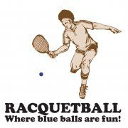 Racquetball - Ouch