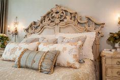 Soft, Traditional Master Bedroom