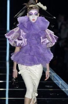 Christian Dior by John Galliano Fashion show details                                                                                                                                                                                 More