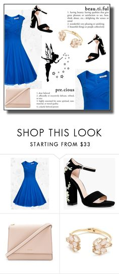"""""""Dream dressy 22"""" by aidaaa1992 ❤ liked on Polyvore featuring Boohoo, Kate Spade, Disney and vintage"""