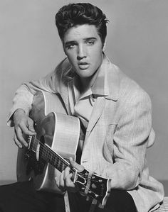 Elvis Presley, 1957 - even though I was 2 then.
