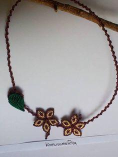 necklace - 小娘の手芸