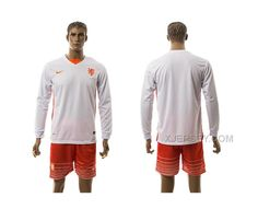 http://www.xjersey.com/201617-netherlands-away-long-sleeve-jersey.html 2016-17 NETHERLANDS AWAY LONG SLEEVE JERSEY Only $35.00 , Free Shipping!