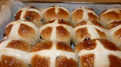 The Bush Gourmand: Hot Cross Buns