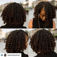 Love it sissy #NRSistafeature @sashabasha2 Homegrown. No weave. No wig. All me. Twist and curl using @cantubeauty coconut curling cream on old dry hair and Castor oil to take down by naturalrootsista