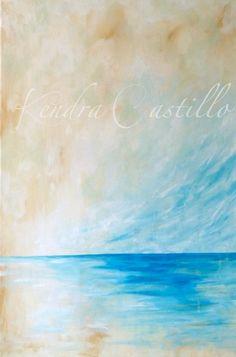 LIGHT & LOVE | Kendra Castillo Art