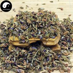 Ge Hua 葛花, Lobed Kudzuvine Flower, FIos Pueraria Lobata, Ge Gen Hua Chinese Herbs, Organic Herbs, Flower Tea, Traditional Chinese Medicine, Medicinal Herbs, Herbal Medicine, How To Dry Basil, Plant Based, Strands