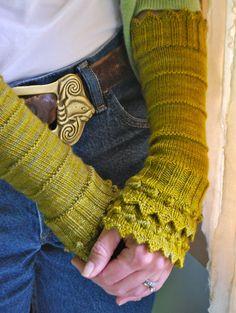 NOUVEAU PDF tricot manches motif Coeur de the Lotus par lynnevogel