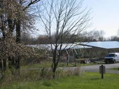 Solar Array dedication at the Wilderness Center on 4/21 at 1 pm! Can't wait to start catching rays!