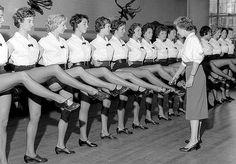 vintage chorus line photos - Google Search