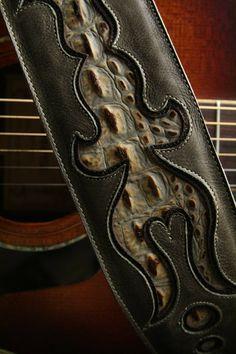 Ethos Custom Brands - Ventura Guitar Strap, http://www.ethoscustombrands.com/ventura-guitar-strap