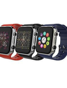 3G GPS Tracker Kids Smart Watch TURNMEON Wristwatch SIM SOS WIFI