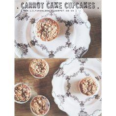 @sharonblossom . Instagram photos . Websta . carrot cake cUpcakes . celebrating #NationalCarrotCakeDay . on the blOg . www.lilyandbloom.blogspot.co.uk .