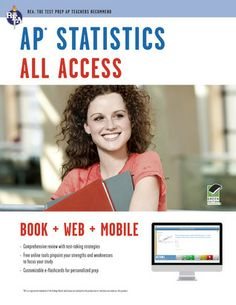 48 best ap bookstextbooksebooks images on pinterest book show ap statistics all access book online mobile fandeluxe Choice Image