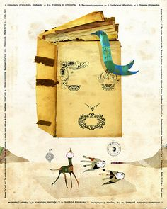 The Secret Life of Books I by andrea_daquino, via Flickr                                                                                                            The Secret Life of Books I             by        andrea_daquino      on        Flickr..
