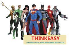 7 PCS/SET 17cm High quality Super Hero Justice Anvengers Dolls, Batman and Wonder Woman Children Christmas Birthday Gift Toys