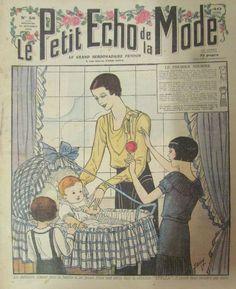 LE PETIT ECHO DE LA MODE N° 50 de 1930