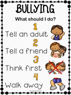 10 Ways to Combat Bullying in the Early Years - Liz's Early Learning Spot Anti Bullying Lessons, Anti Bullying Activities, Stop Bullying, Bullying Posters, Bullying Prevention, Classroom Freebies, Character Education, School Counseling, Early Learning