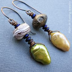 Earrings Everyday: What inspires you? - Guest Malin de Koning