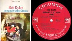 Dylan, Bob / Bringing It All Back Home / Columbia CS-9128 (1965), $9.50