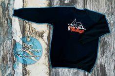 Bluza Junak Vintage od #Gromotto