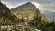 Trekkers Paradise - Kheerganga #Scrapbook #travel #adventure