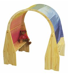 Play Stand Collection (2 Stands plus Canopy)