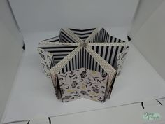 Carrousel, Album Photo Scrapbooking, Scrapbook Albums, Mini Albums Scrap, Pop Up, Stampin Up, Decorative Boxes, Creations, Gift Wrapping
