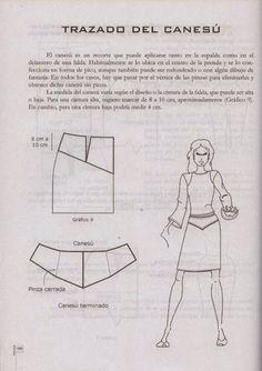 modelist kitapları: Miguel Angel Cejas - confección y diseño de ropa Mccalls Patterns, Dress Sewing Patterns, Clothing Patterns, Miguel Angel, Modelista, Diy Clothes, Designer Dresses, Album, Crochet