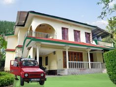 Homestays in Kalpetta Kerala India | Green Mount Cottage