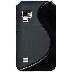 Amzer AMZ93818 Soft Gel TPU Gloss Skin Fit Case Cover for Samsung Galaxy Player 5.0 - Retail Packagi