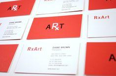 RxArt Identity on Behance