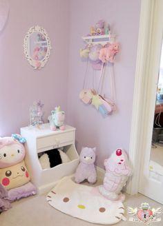 Image result for kawaii minimalist room