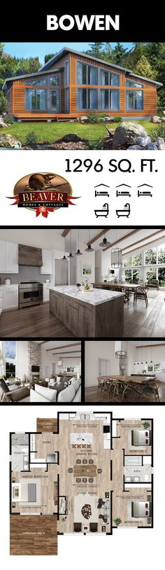 2661 Best House Plans images in 2019 | House, House plans ... Rock Cottage House Plans Pintrest on
