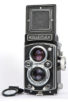 Rolleiflex on sale via etsy in MINT CONDITION https://www.etsy.com/listing/175920351/zeiss-rolleiflex-f35-mx-evs-t1-film?ref=shop_home_feat_1