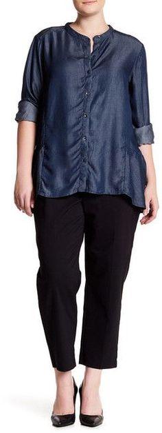 Joe Fresh Dress Pants (Plus Size)