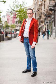 Tom  [ Street Style - fashion, street fashion, streetstyle, menswear, Urban Visualist ]  See original post on www.urbanvisualist.com