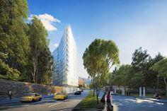 Galería - Richard Meier diseña edificio residencial en Bogotá, Colombia - 8