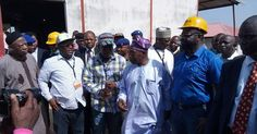 TodayPresi Olusegun Obasanjo visited the Benue State Fertilizer Blending Plant Makurdi. He was conducted round the plant where massive production is going by the Governor Samuel Ortom. The governor led former President Olusegun Obasanjo Ebonyi State Governor David Umahi and others to inspect the plant this morning.  http://ift.tt/2sb8wD1 latest news in benue news Politics