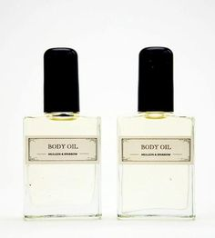 Mint & Lavender Body Oils – Set of 2 | This gift set features mini-versions of some seriously luxurio... | Bath & Body