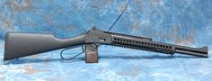 Grizzly Custom Guns Tactical Marlin Package Lever Action Picatinny Rail Scout 1 .30-30