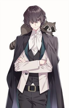 Find images and videos about anime, bungou stray dogs and bungo stray dogs on We Heart It - the app to get lost in what you love. Manga Anime, Art Anime, Manga Boy, Hot Anime Guys, Cute Anime Boy, Anime Boys, Dazai Bungou Stray Dogs, Stray Dogs Anime, Anime Style